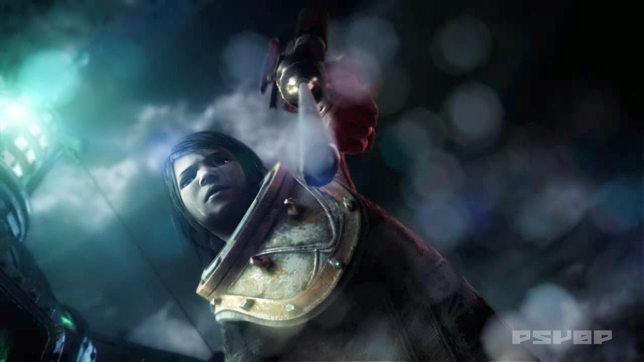 Bioshock 2: End Cinematics X4