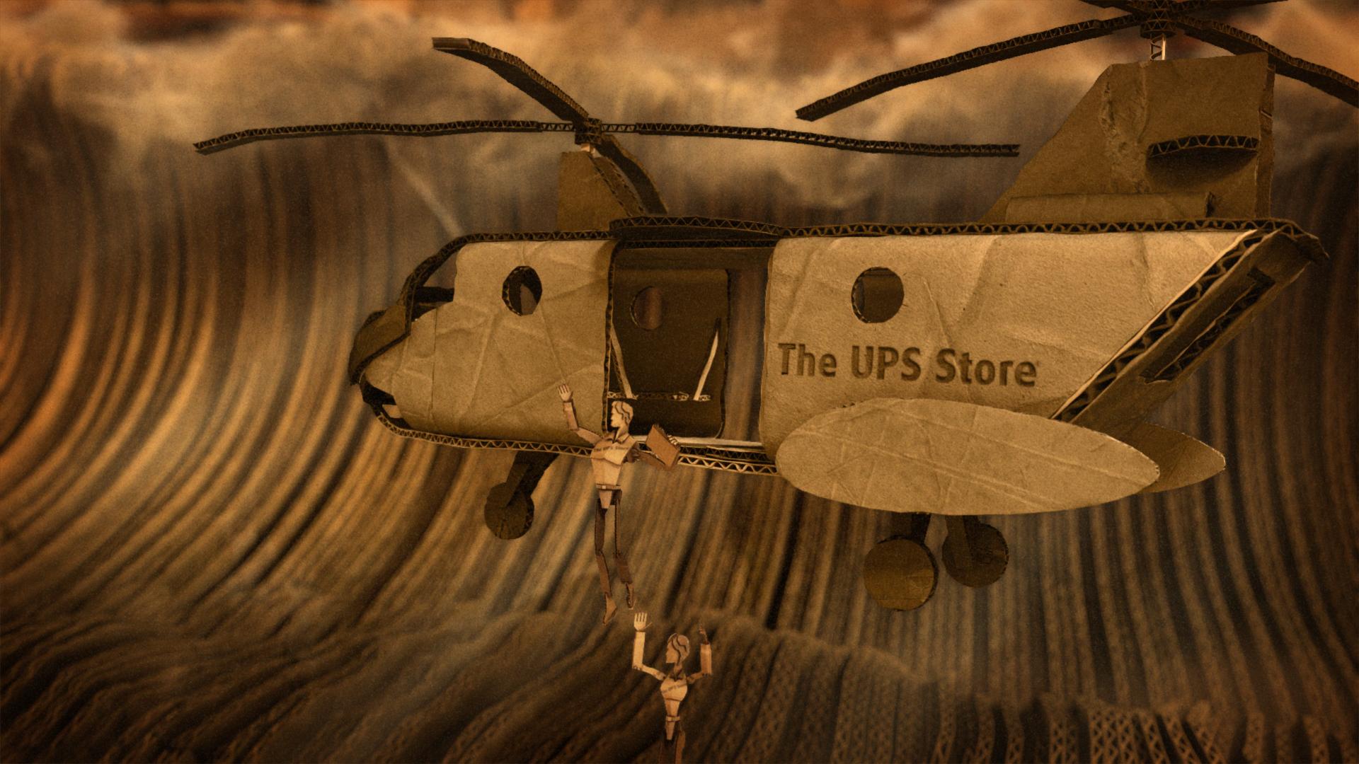UPS Store: