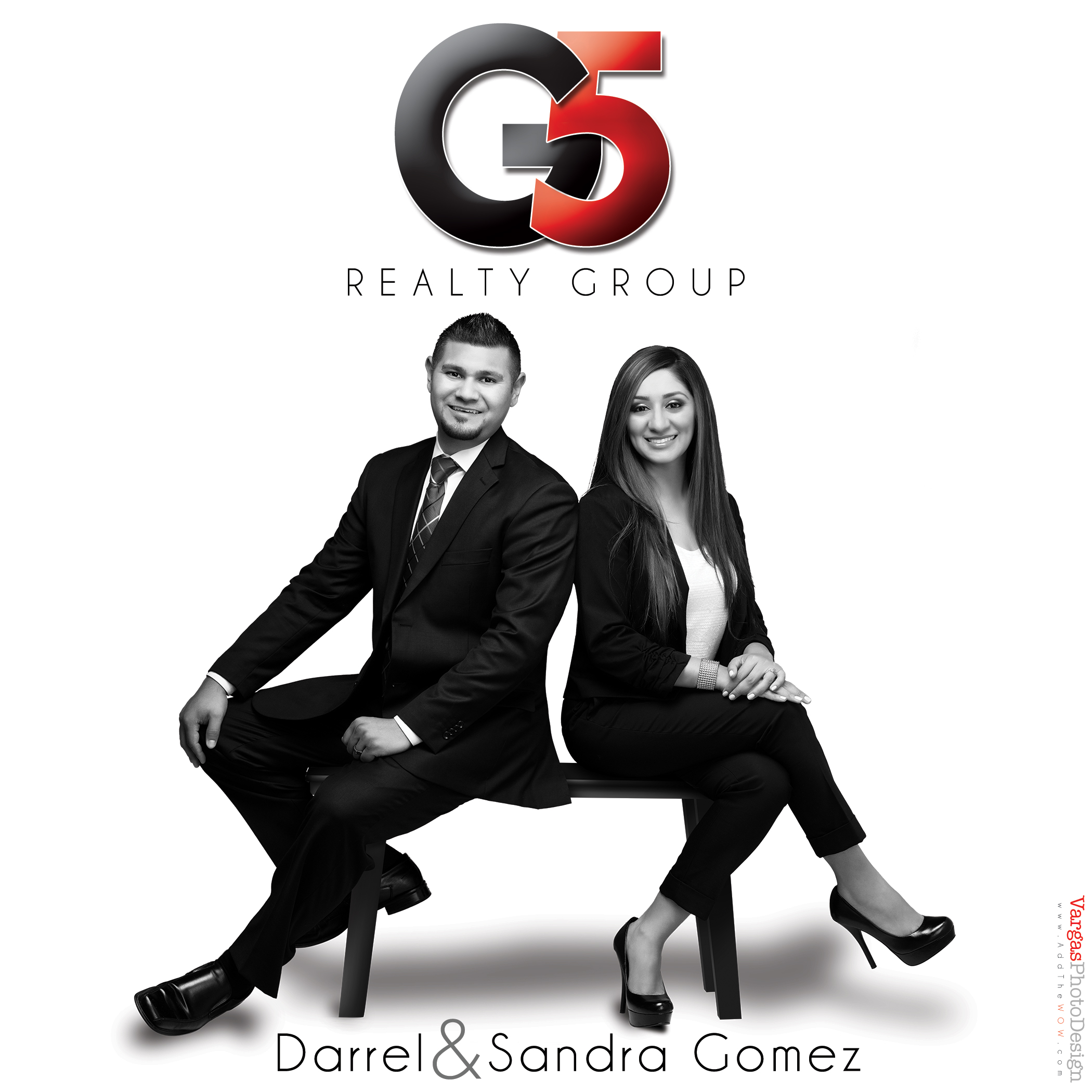 Darrel and Sandra Gomez, Realtors with Keller Williams Realty in Rancho Cucamonga, California.