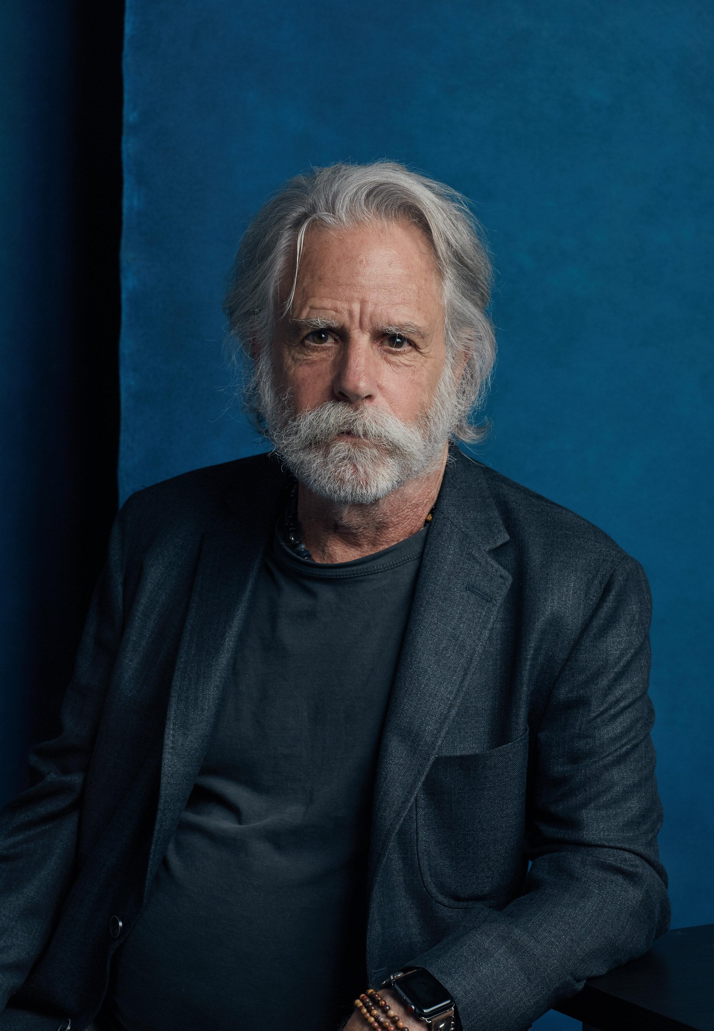 Musician from the Grateful Dead, Bob Weir.