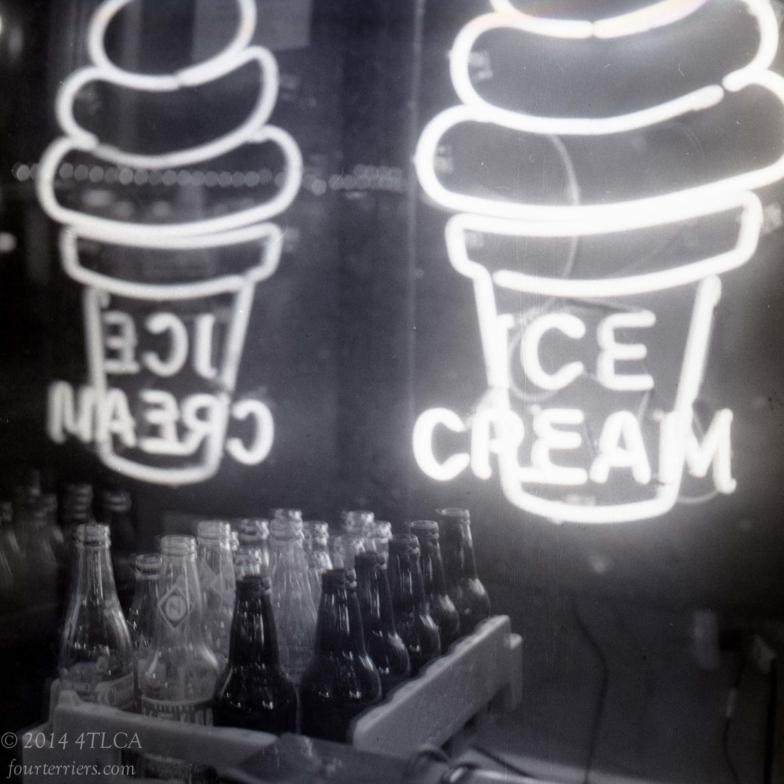 Ice Cream and Sodas