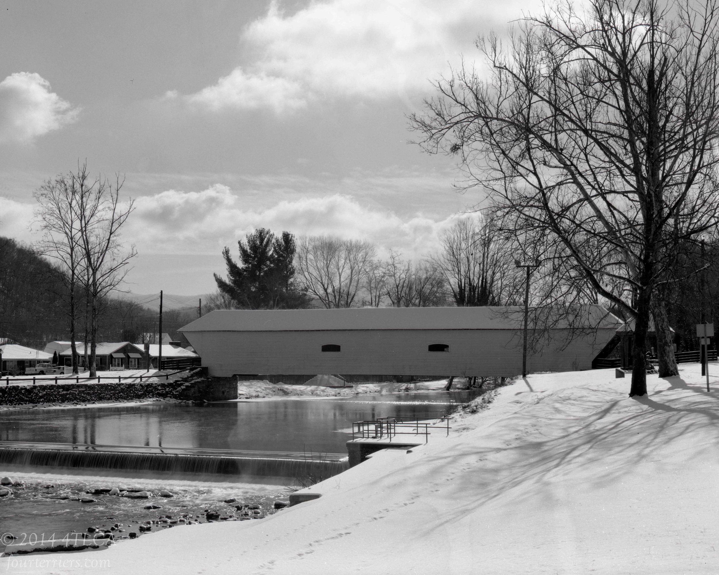 Elizabethton Covered Bridge