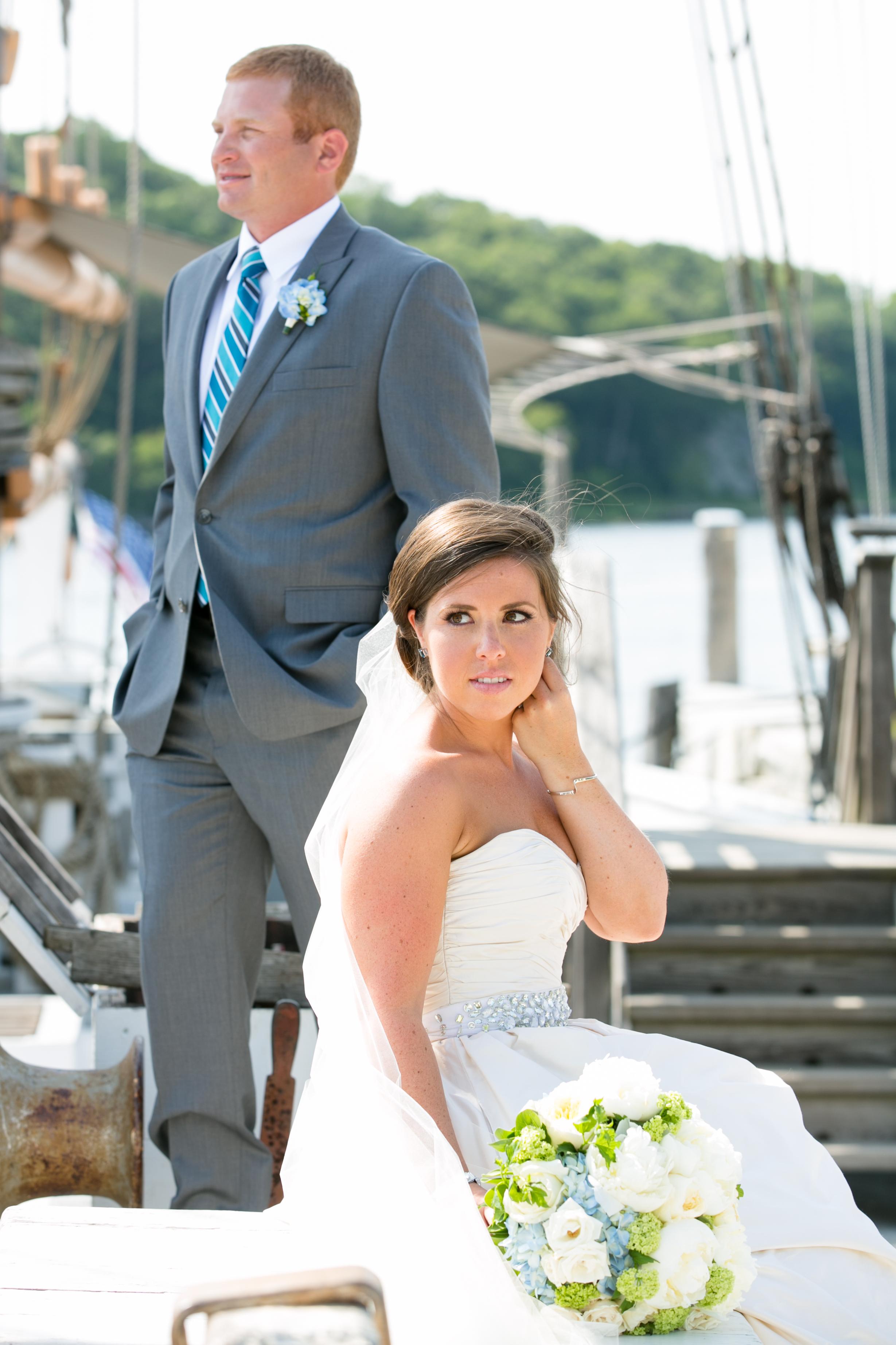 Mystic CT Wedding