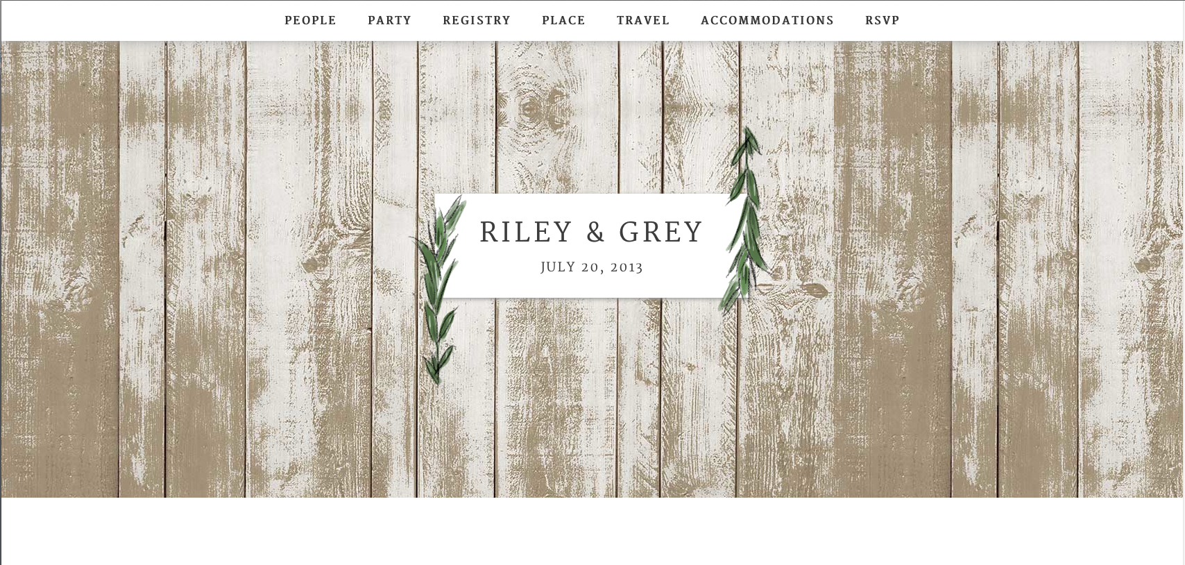 Wedding Planning Websites.Wedding Websites Why All Engaged Couples Need One Amy