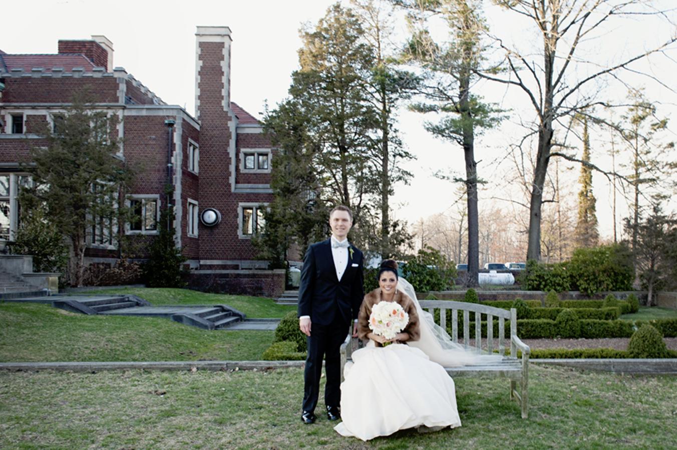 waveny house wedding new canaan