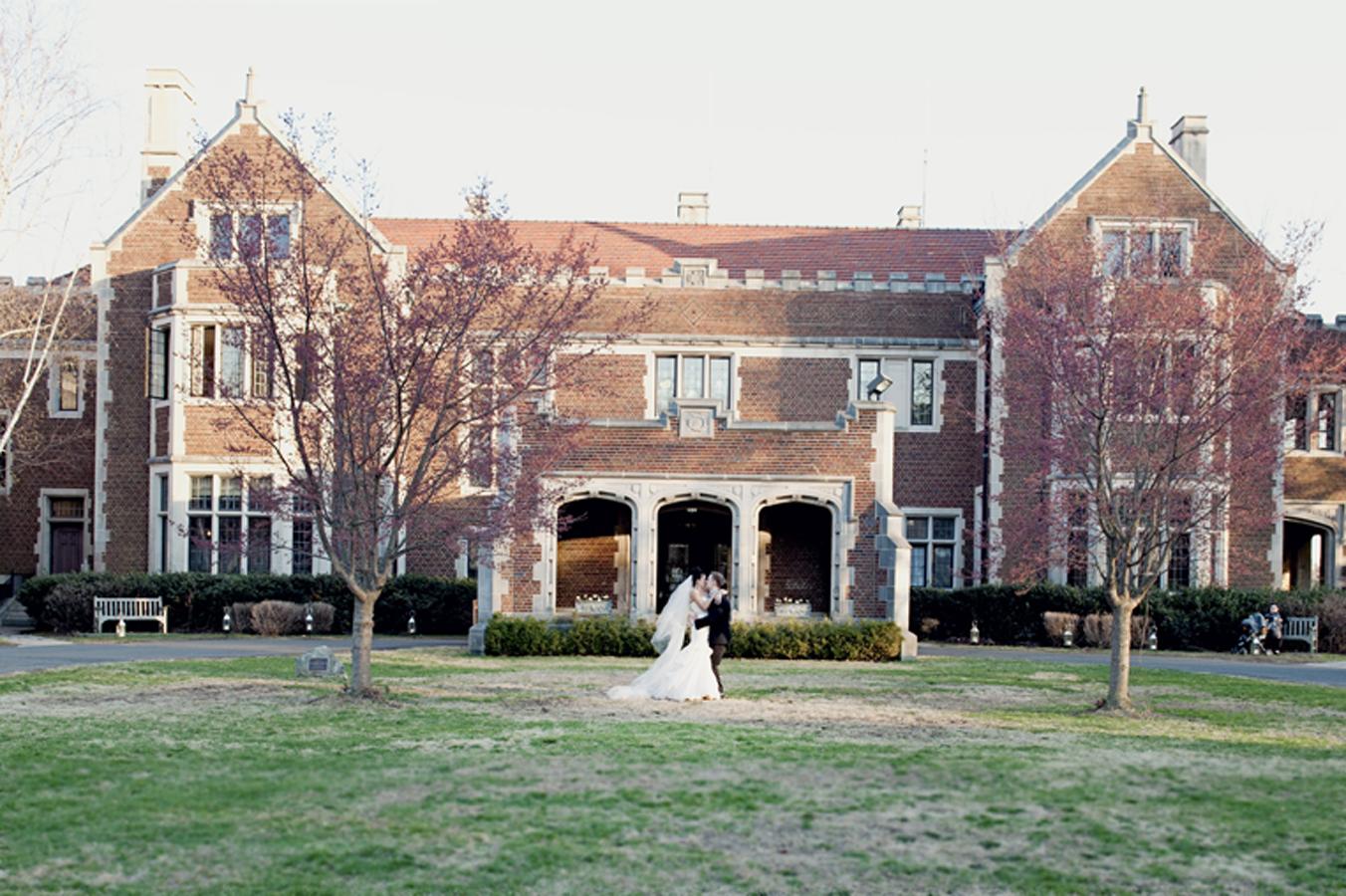 Waveny house Wedding Connecticut