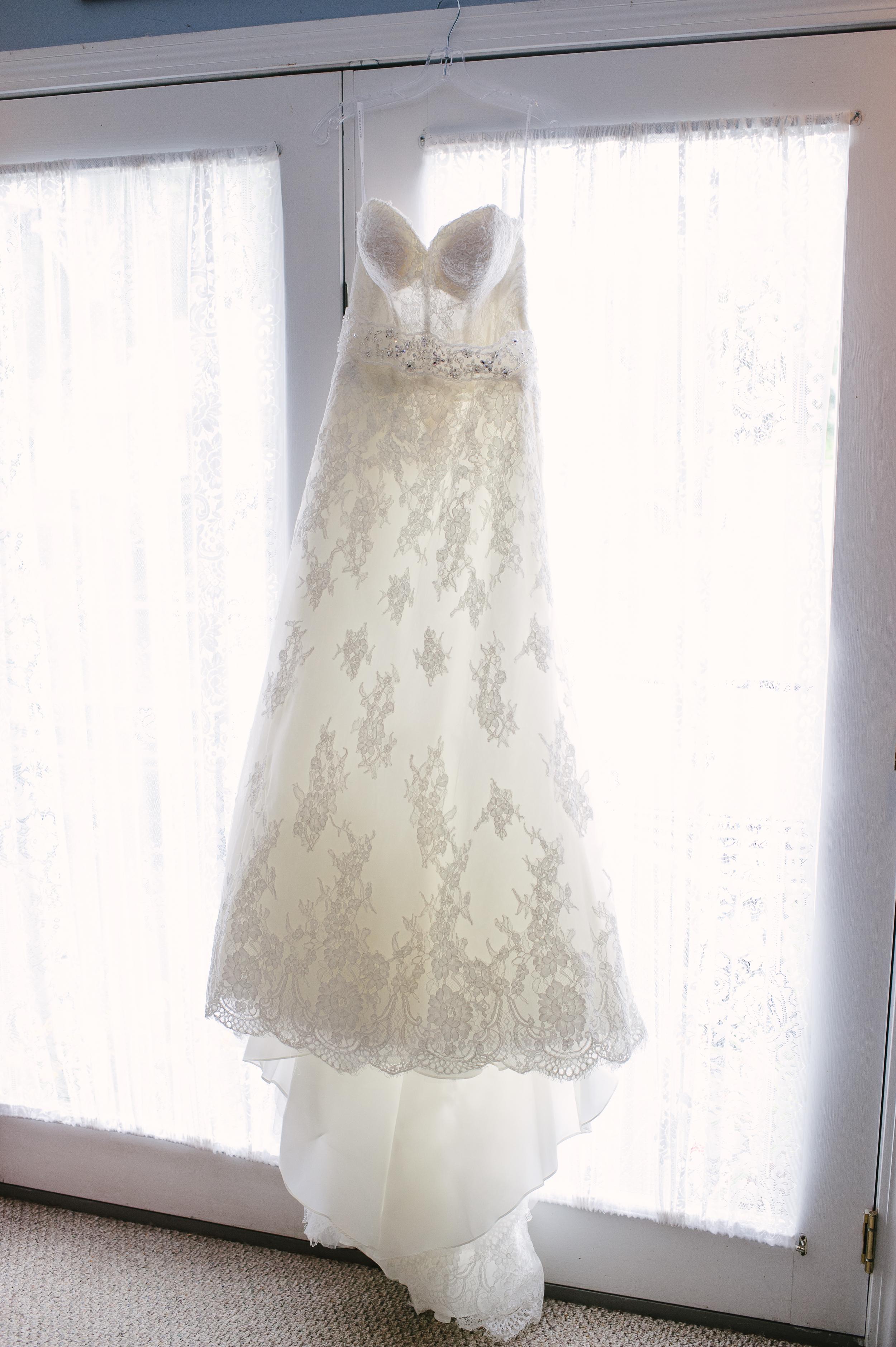 Amy Champagne Stratford Wedding