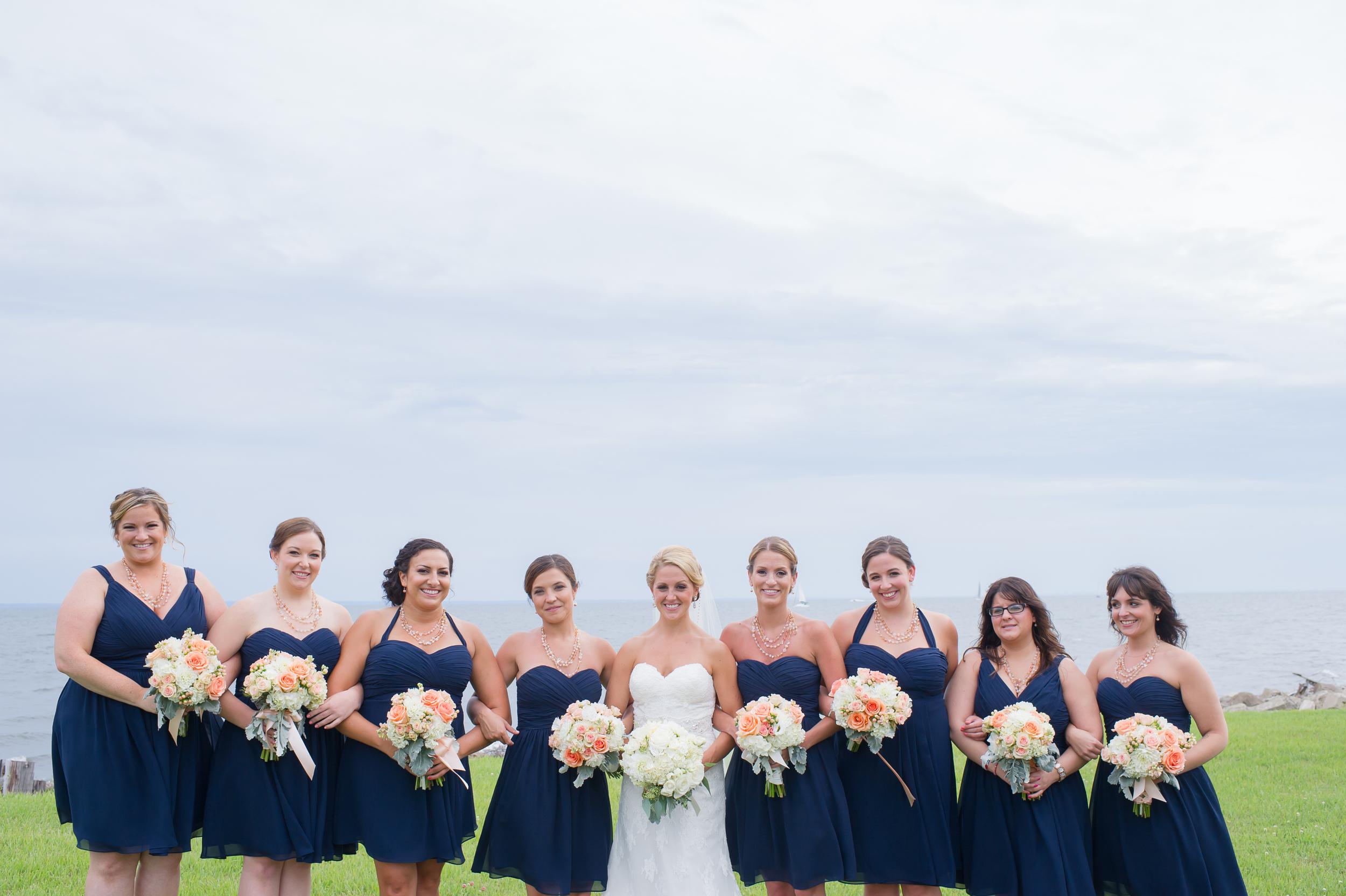 CT Beach Tented Wedding