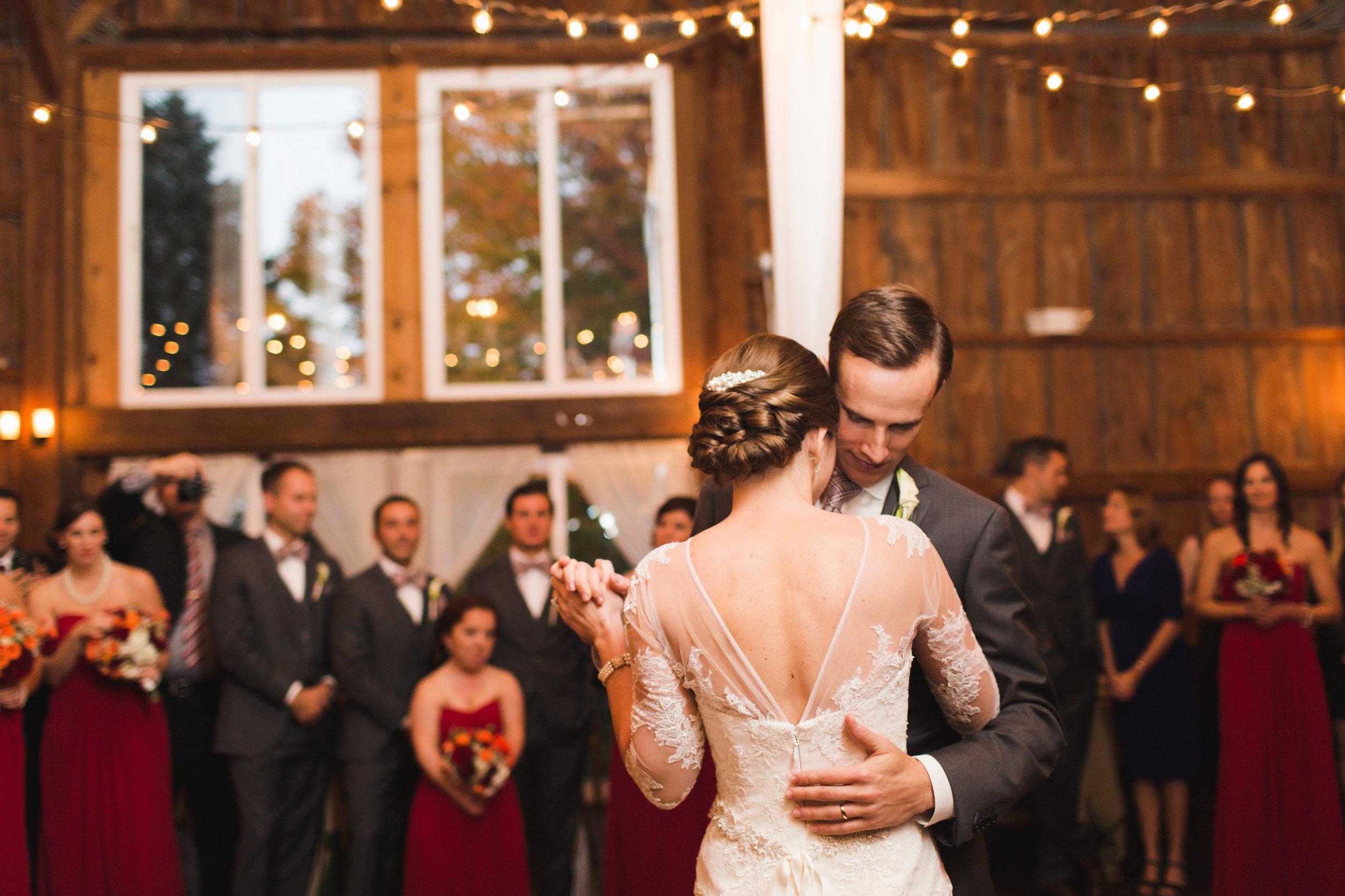 Amy Champagne funt wedding