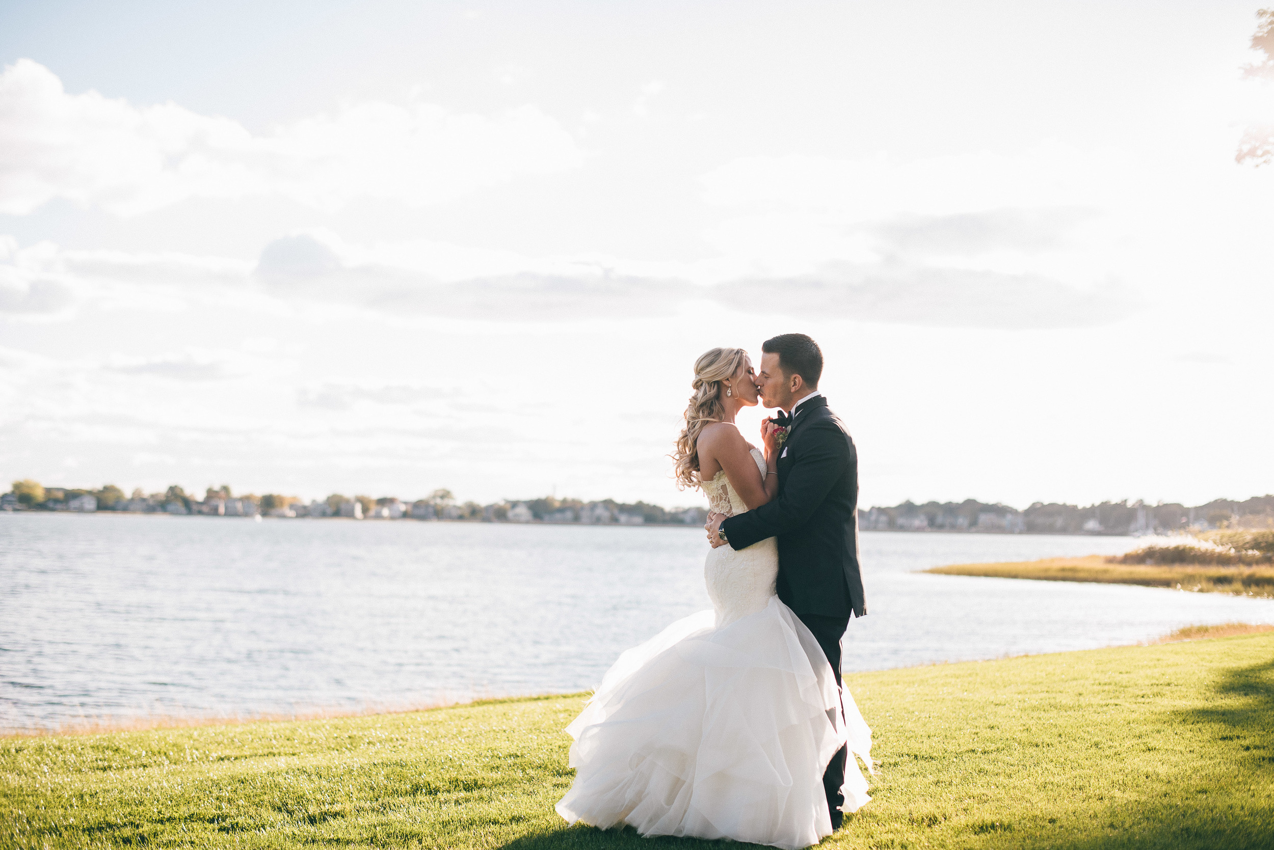 CT Wedding Amy Champagne Events Inn at Longshore