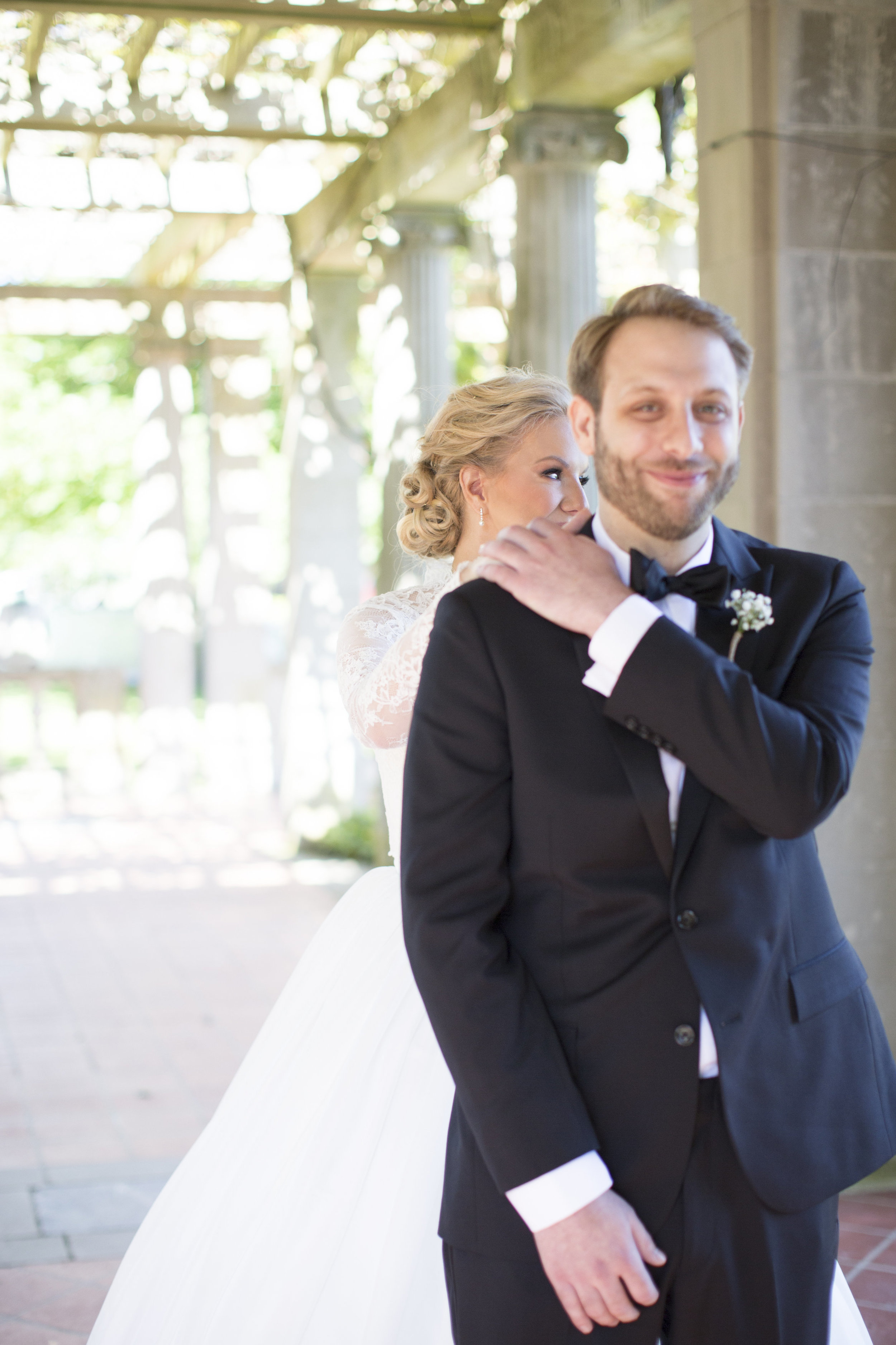 CT Wedding Eolia Mansion Amy Champagne Events First Look