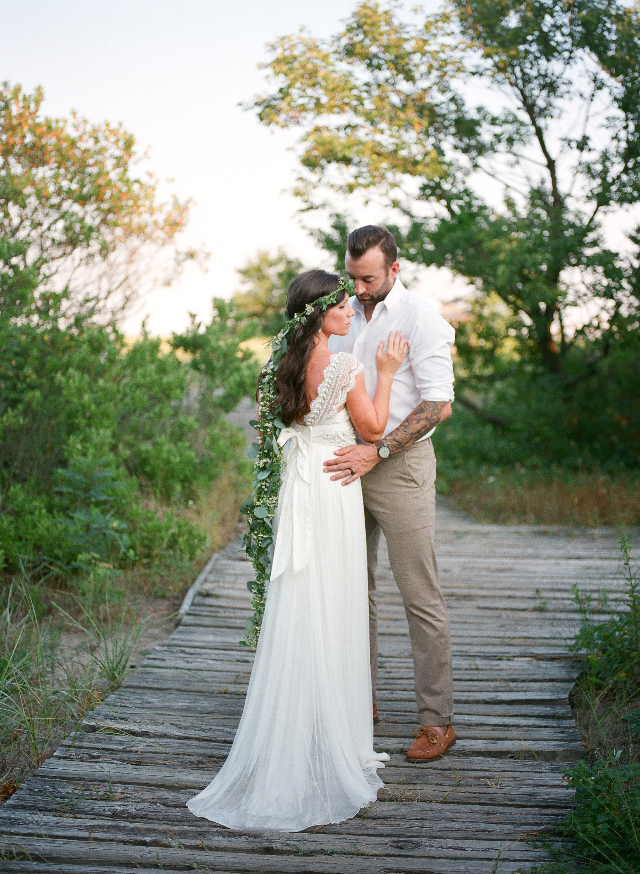 BOHO Beach Inspired Wedding Connecticut_009.JPG