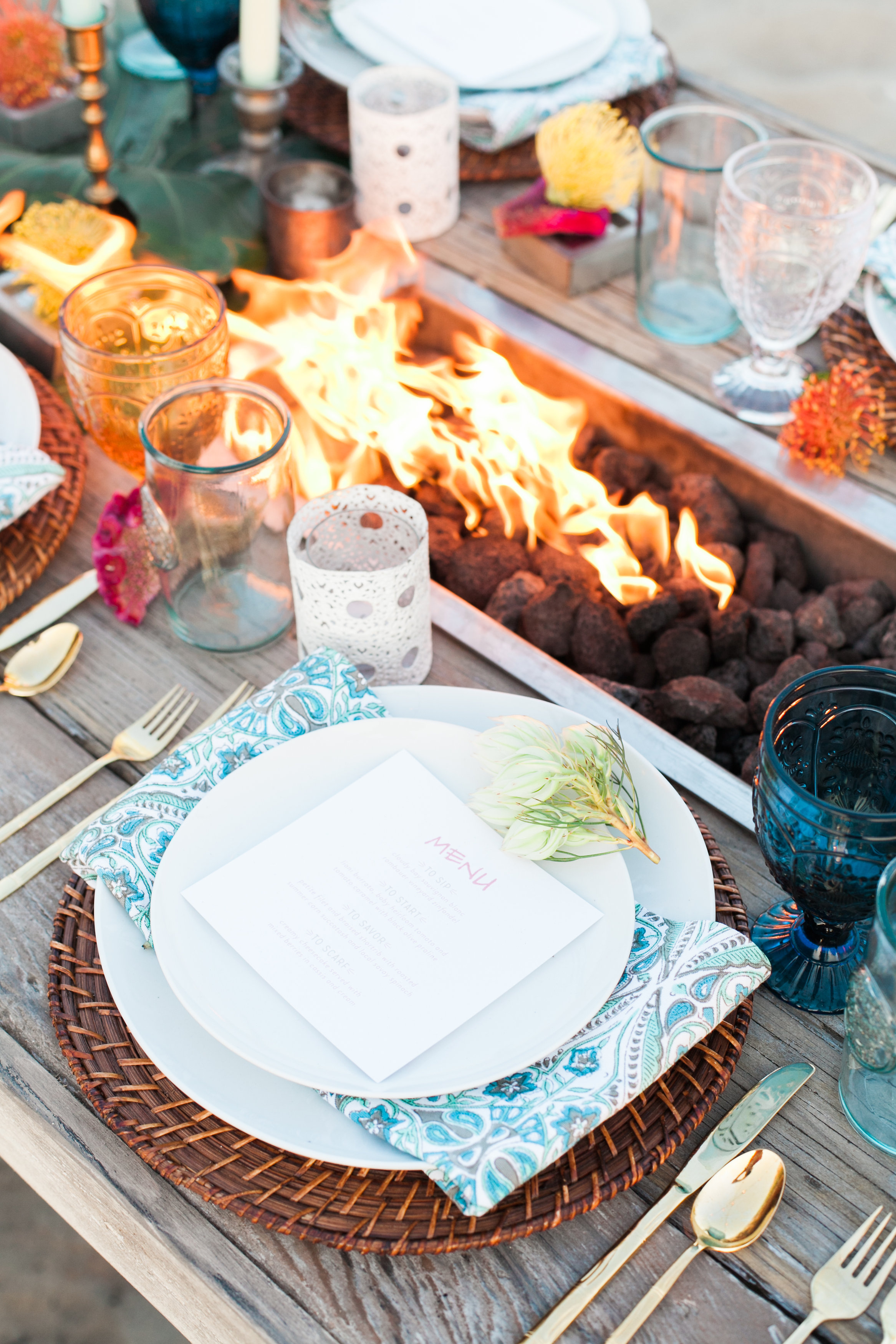 BOHO Beach Inspired Wedding Connecticut_031.jpg