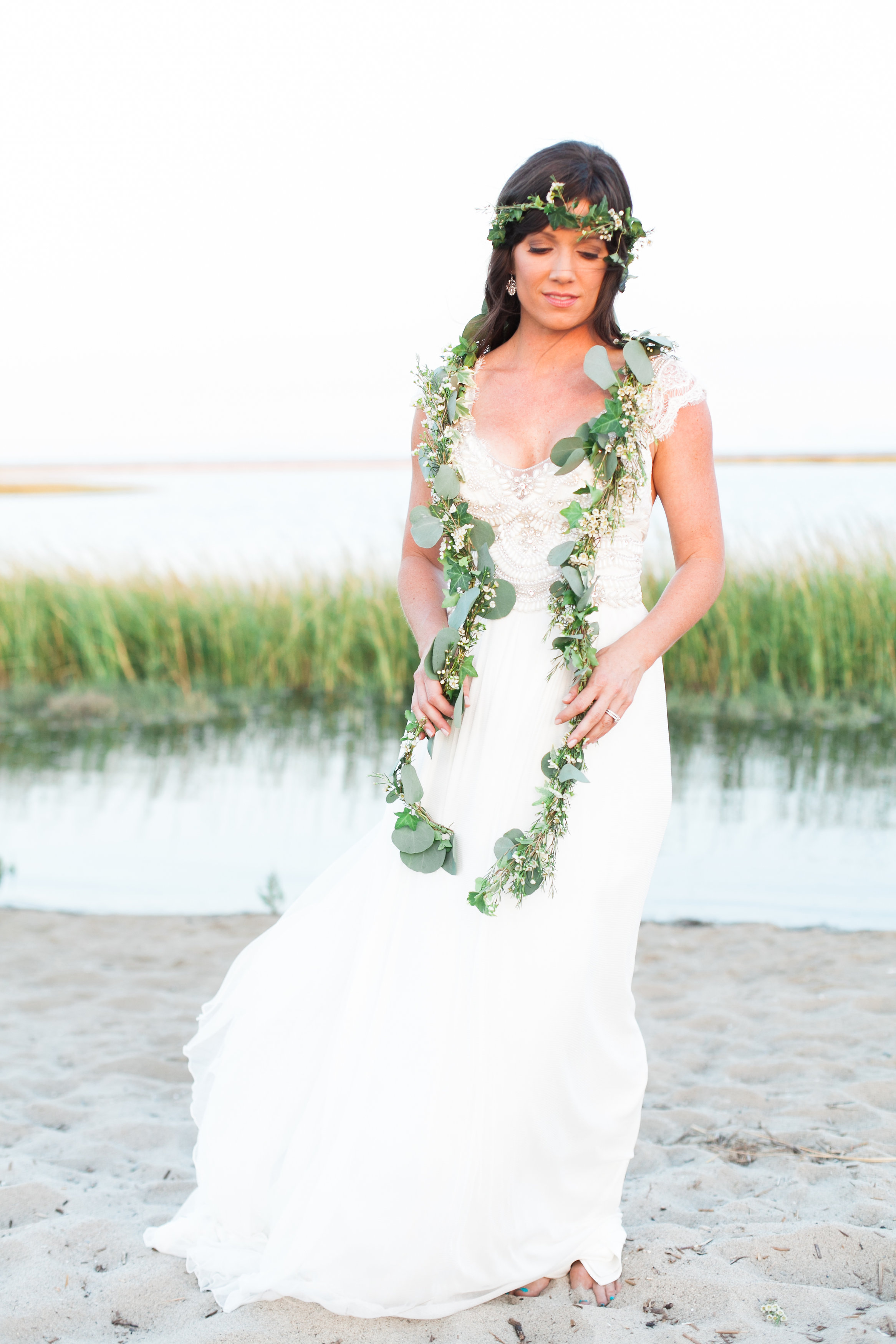 BOHO Beach Inspired Wedding Connecticut_037.jpg
