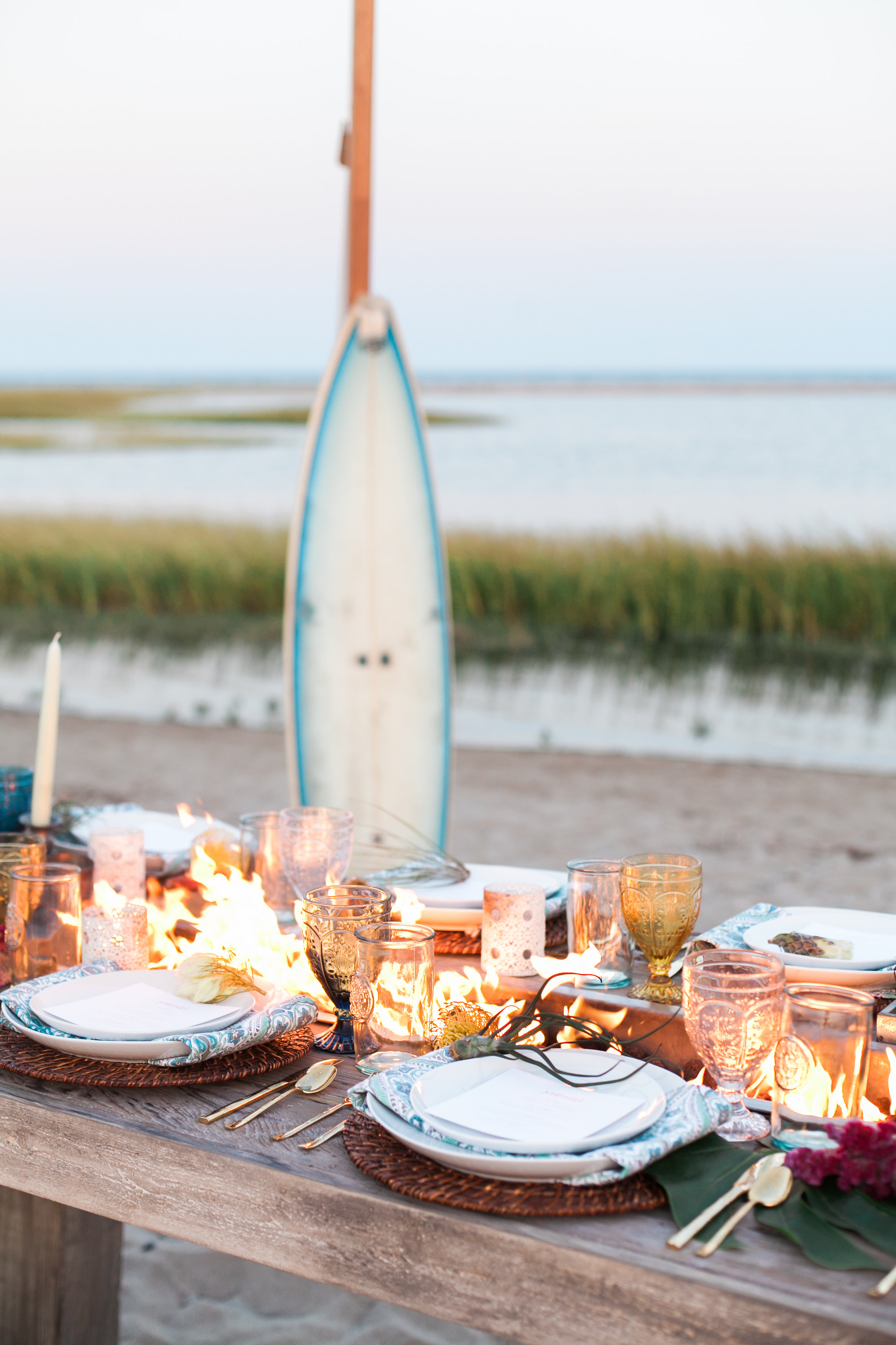 BOHO Beach Inspired Wedding Connecticut_044.jpg