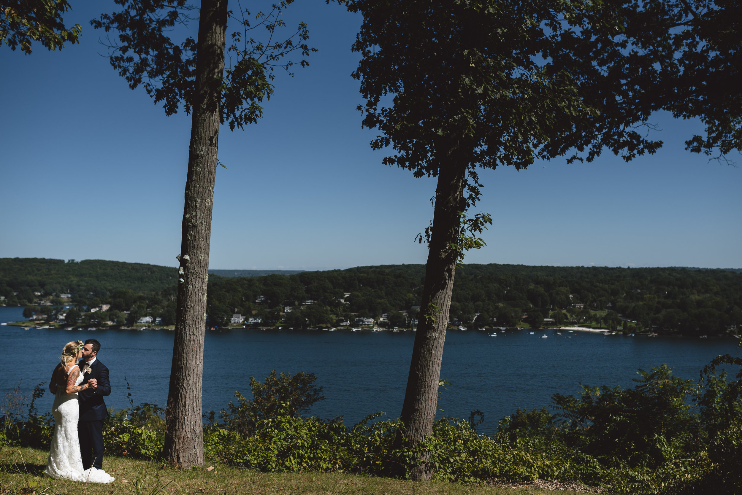 Candlewood Lake Wedding Clear Tent CT019.JPG