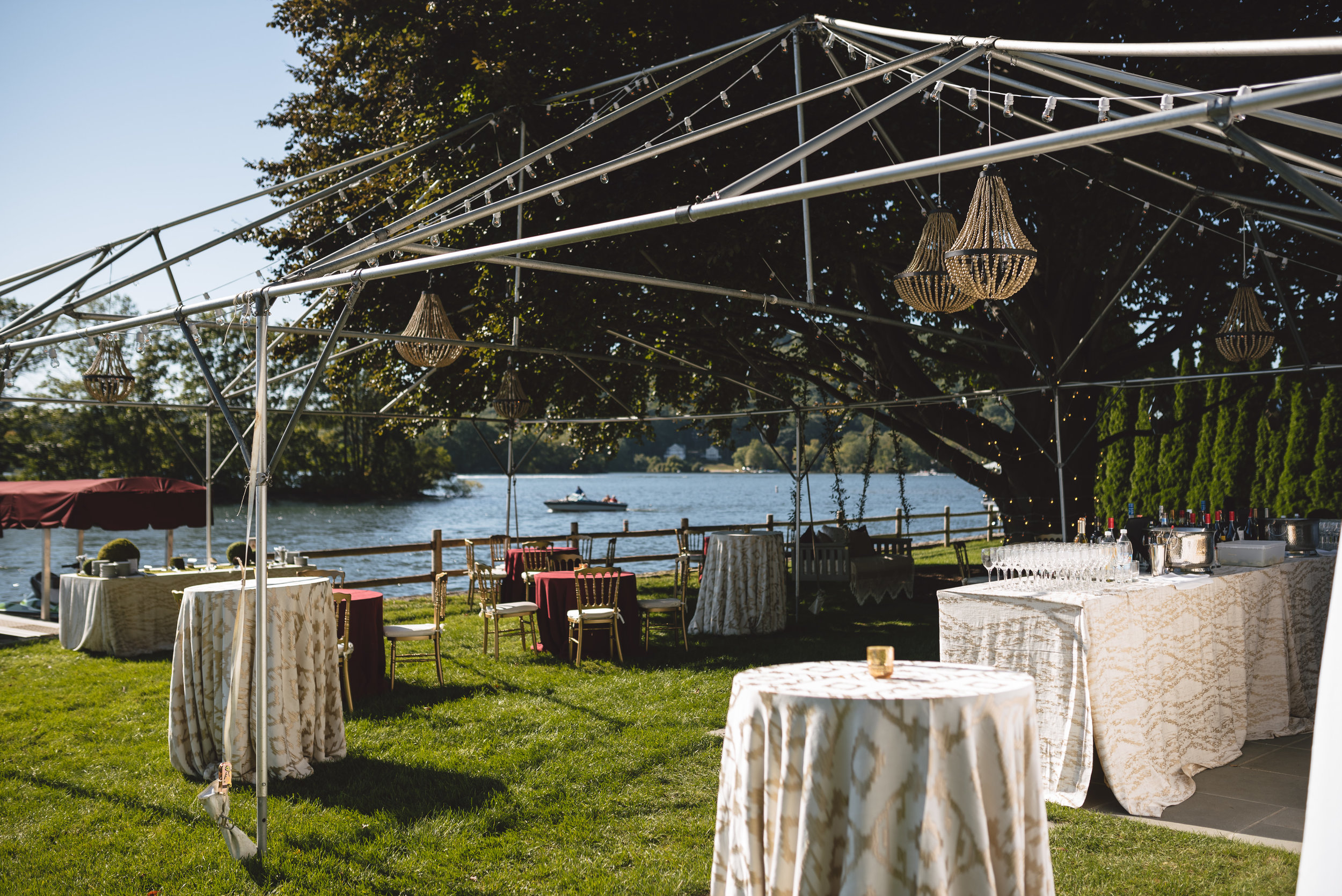 Candlewood Lake Wedding Clear Tent CT026.JPG