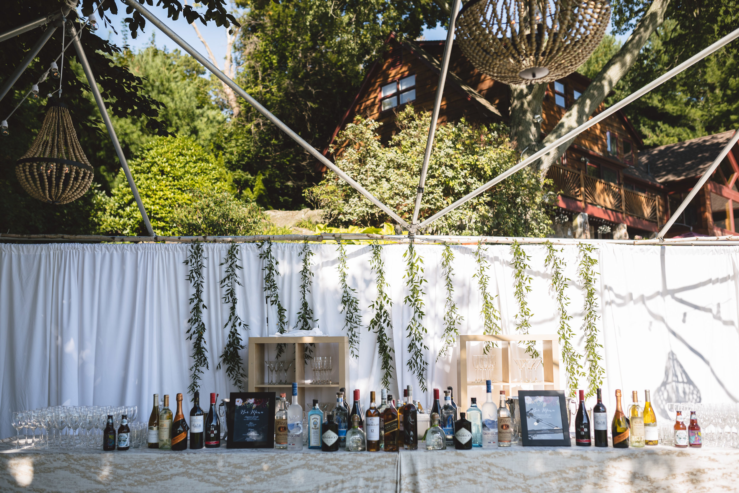Candlewood Lake Wedding Clear Tent CT027.JPG