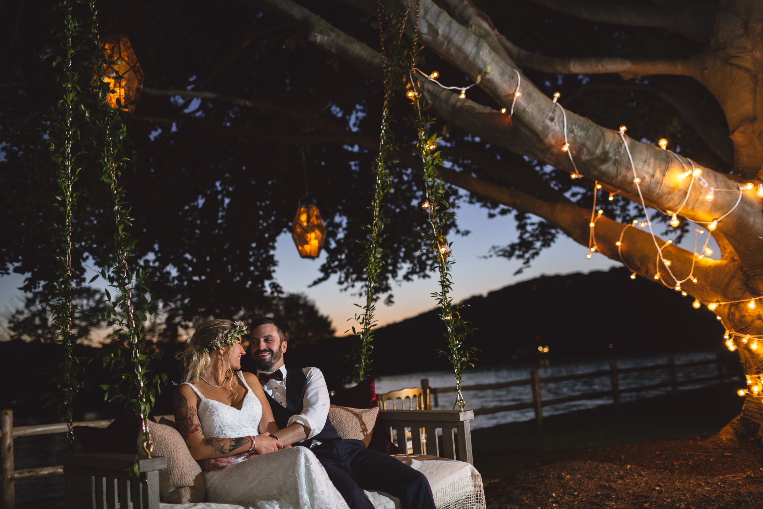 Candlewood Lake Wedding Clear Tent CT095.JPG