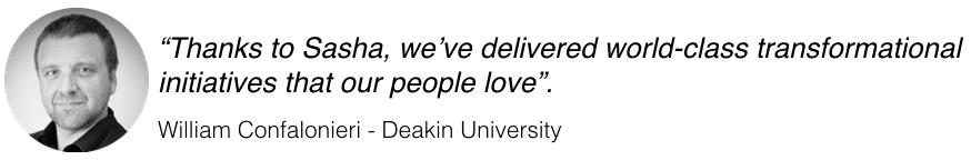 William Confalonieri Deakin University