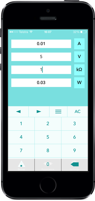 Ohmulator Screenshot