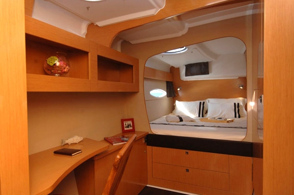 Lipari 41 Owners Cabin