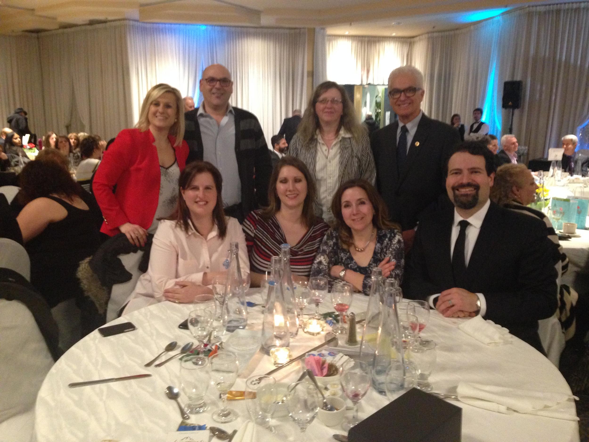 EMSB 2016 Volunteer Gala