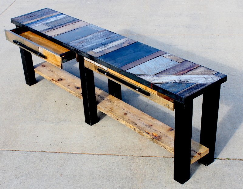 industrial modern furniture