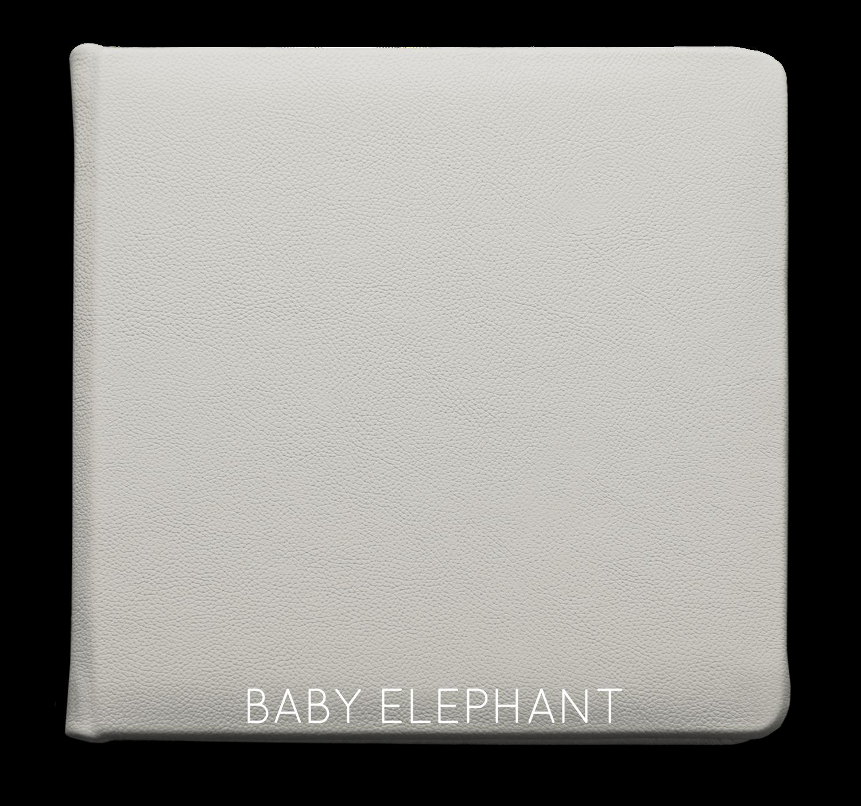 Baby Elephant - Leather