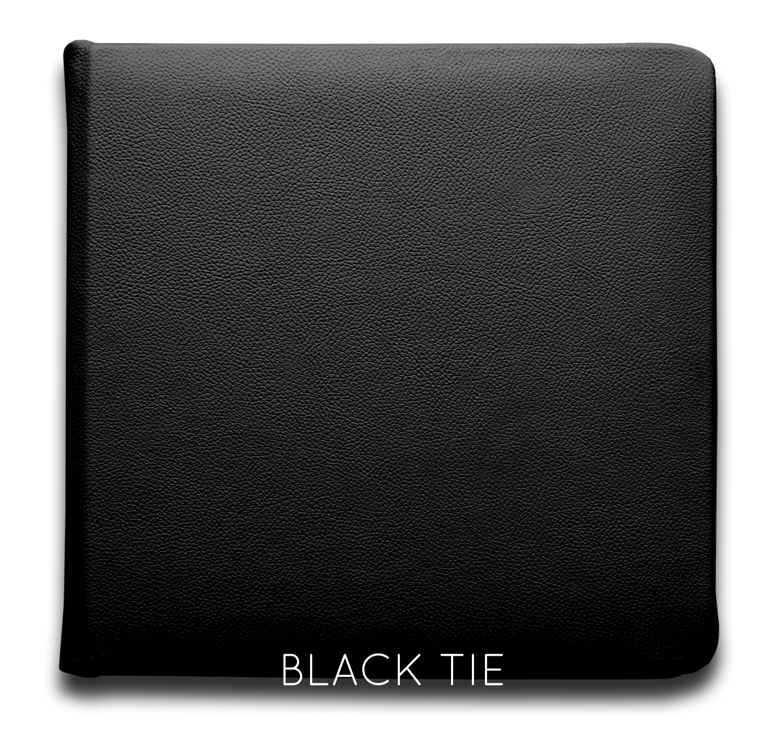 Black Tie - Leather