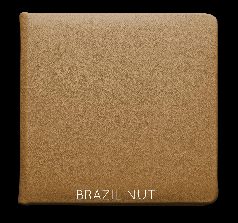 Brazil Nut - Leather