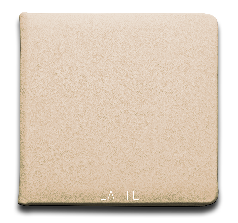 Latte - Leather