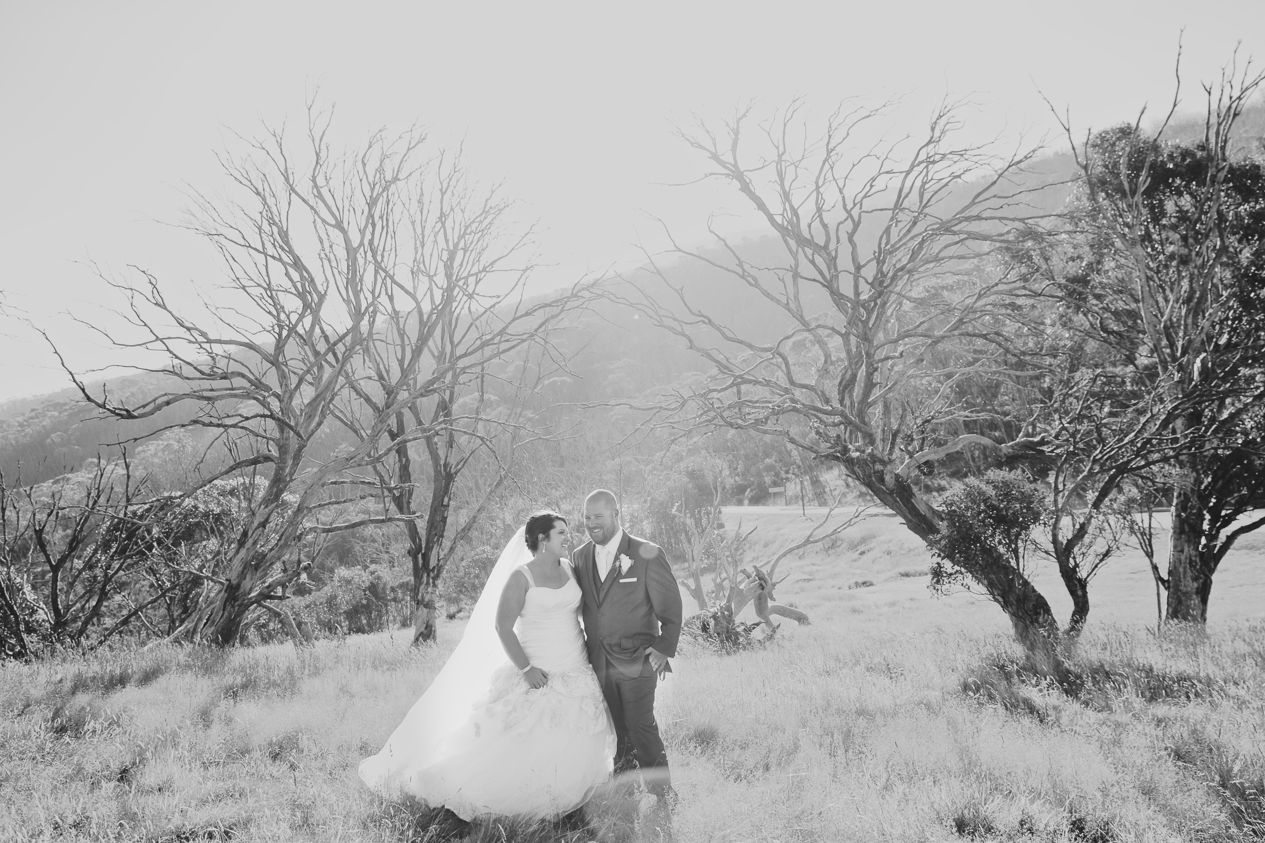 Chained to the computer today, editing Sarah + Shaun's Thredbo Wedding. Here's a sneak peek from Dead Horse Gap.