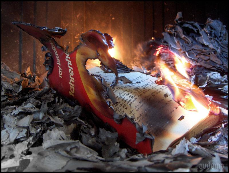 Fahrenheit 451 by Audema
