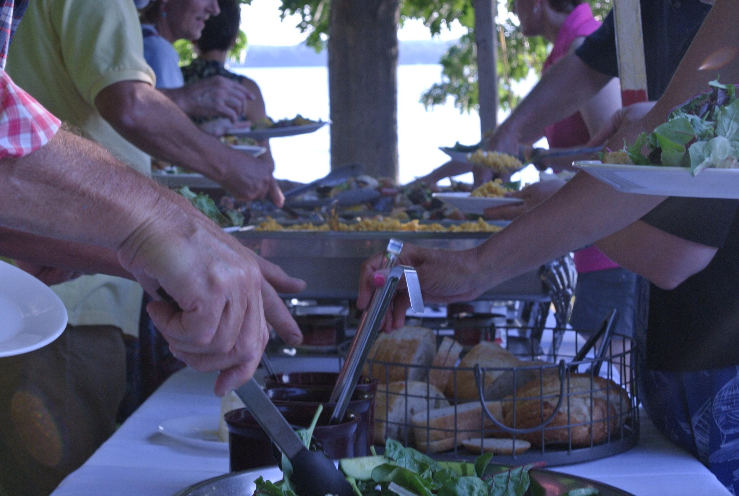 2019 Catering Menus - In JPEG Format