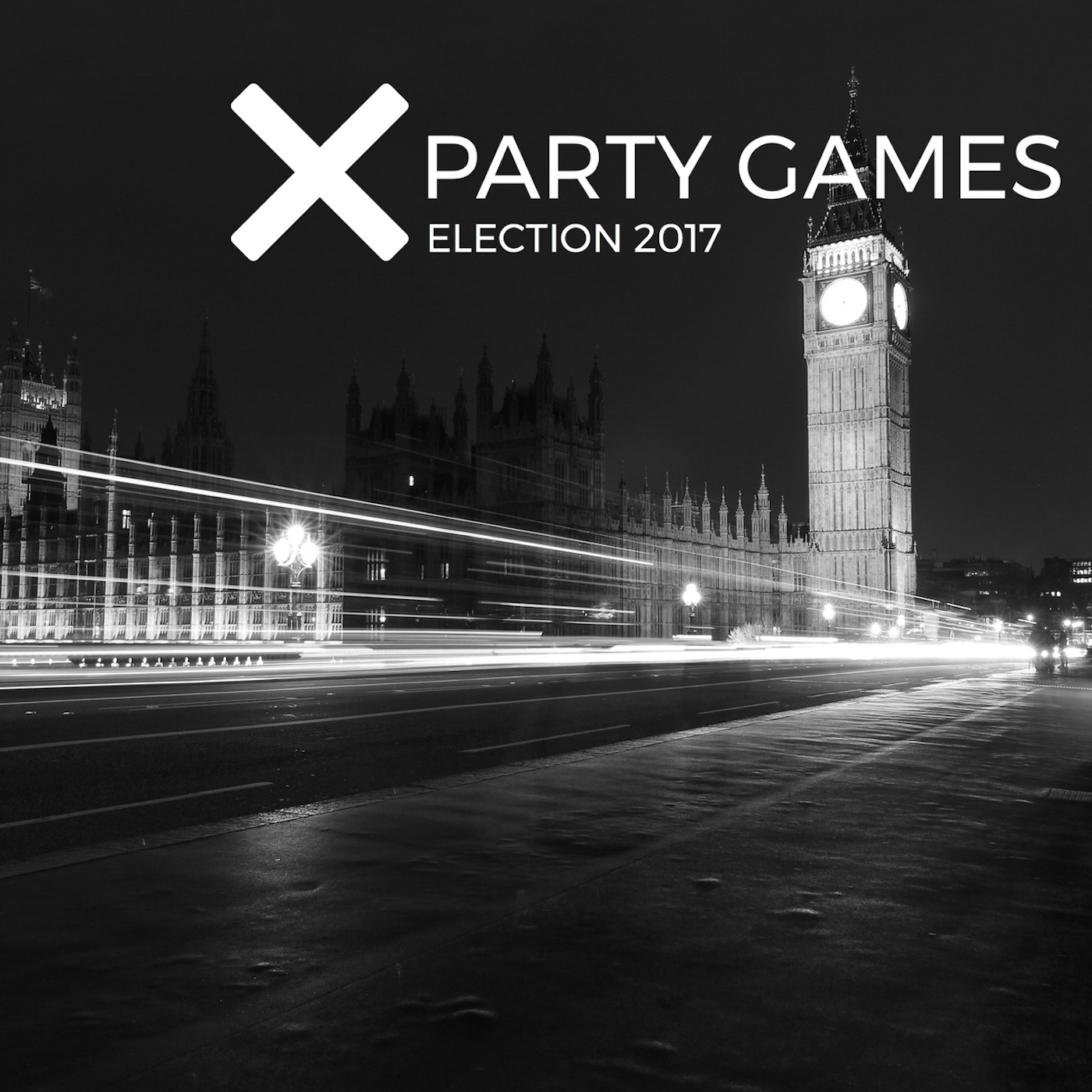 Podcast - New episode every week during the election campaign...