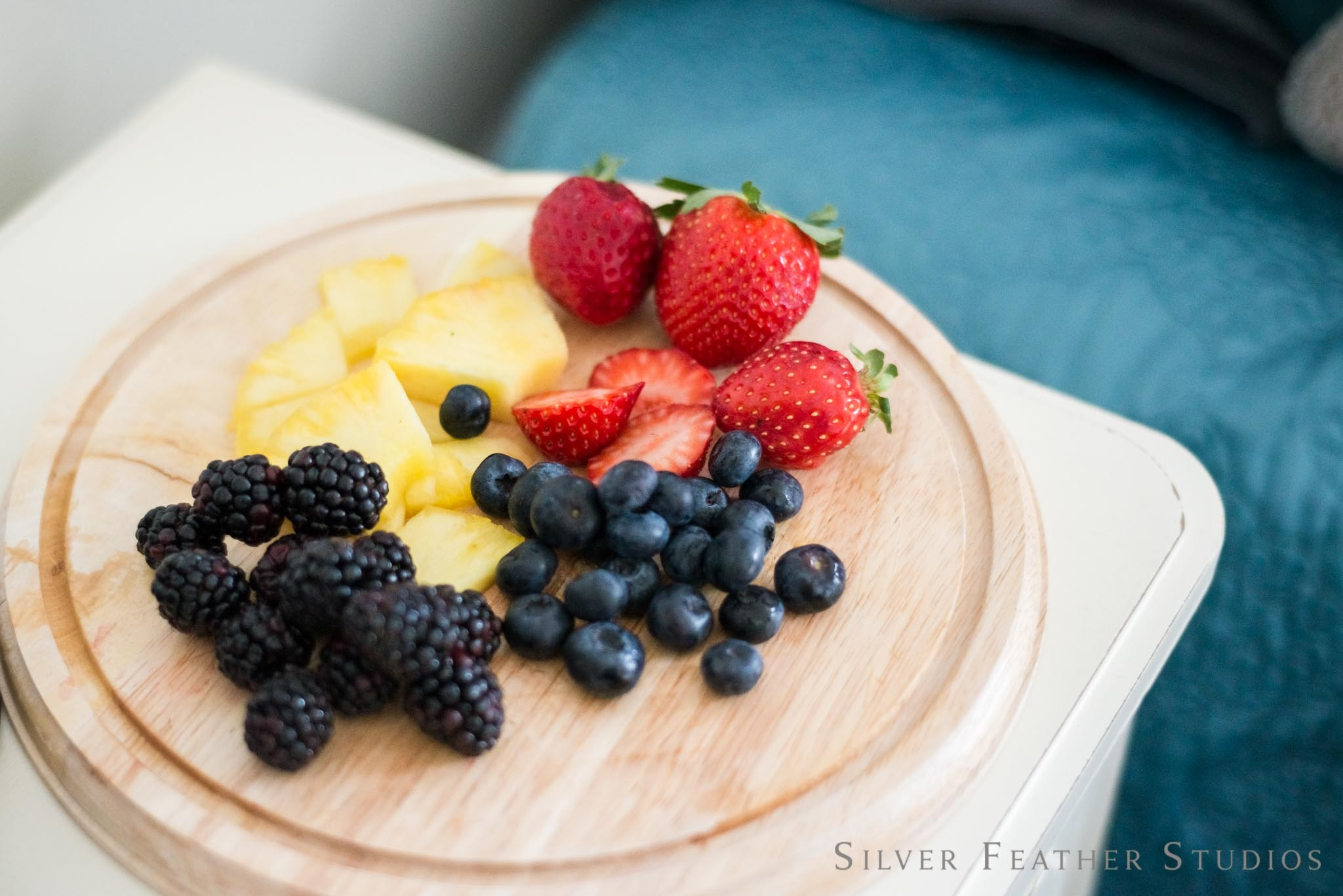 Intimate Home Engagement Session by Greensboro Wedding Photographer, Silver Feather Studios