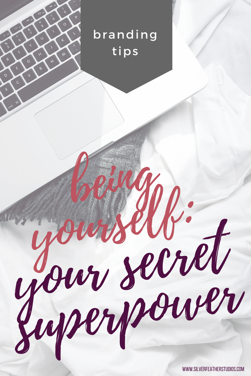 Being 100% You - Your Secret Superpower