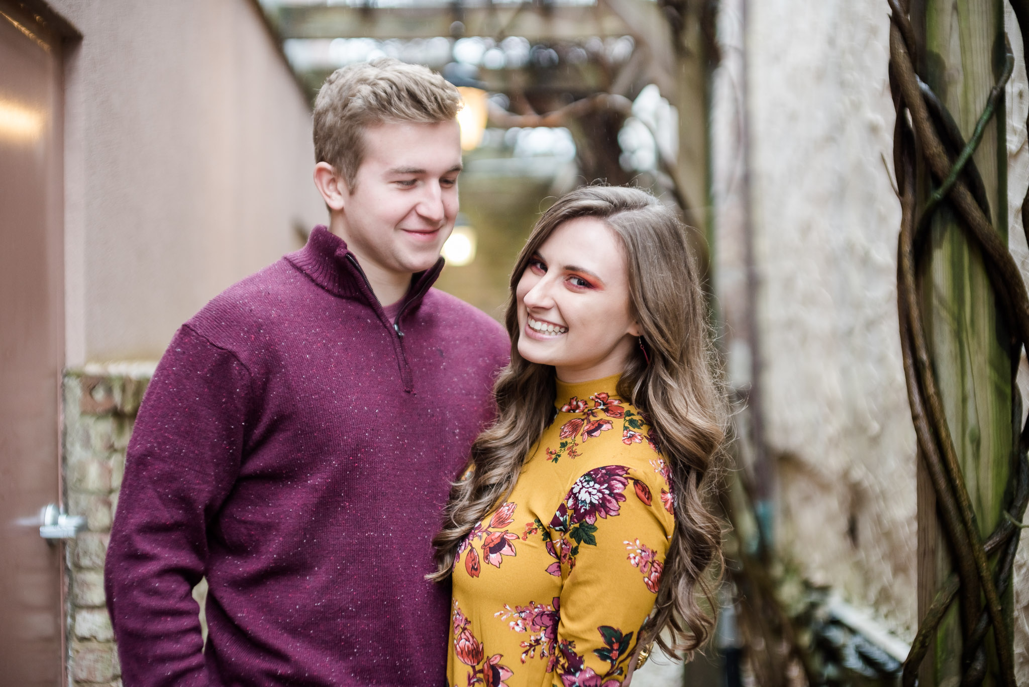 boone engagement session by silver feather studios