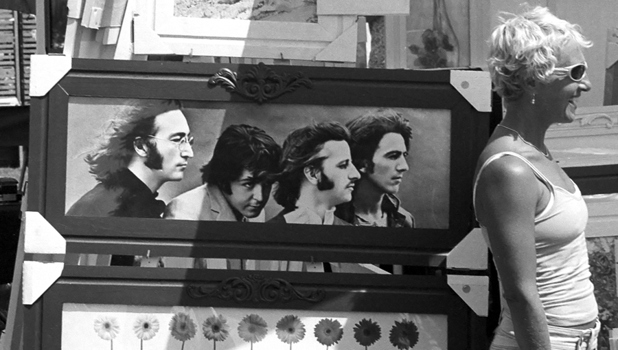 Five Beatles