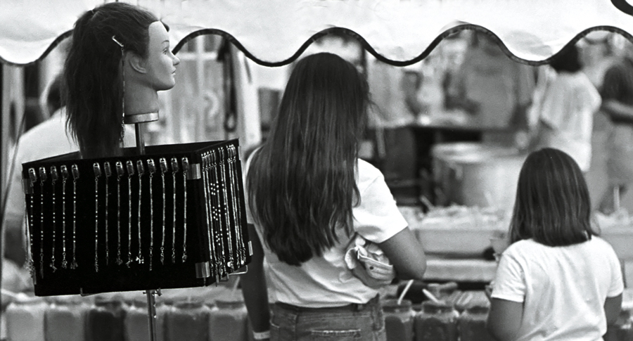 Hair, Hair and Hair