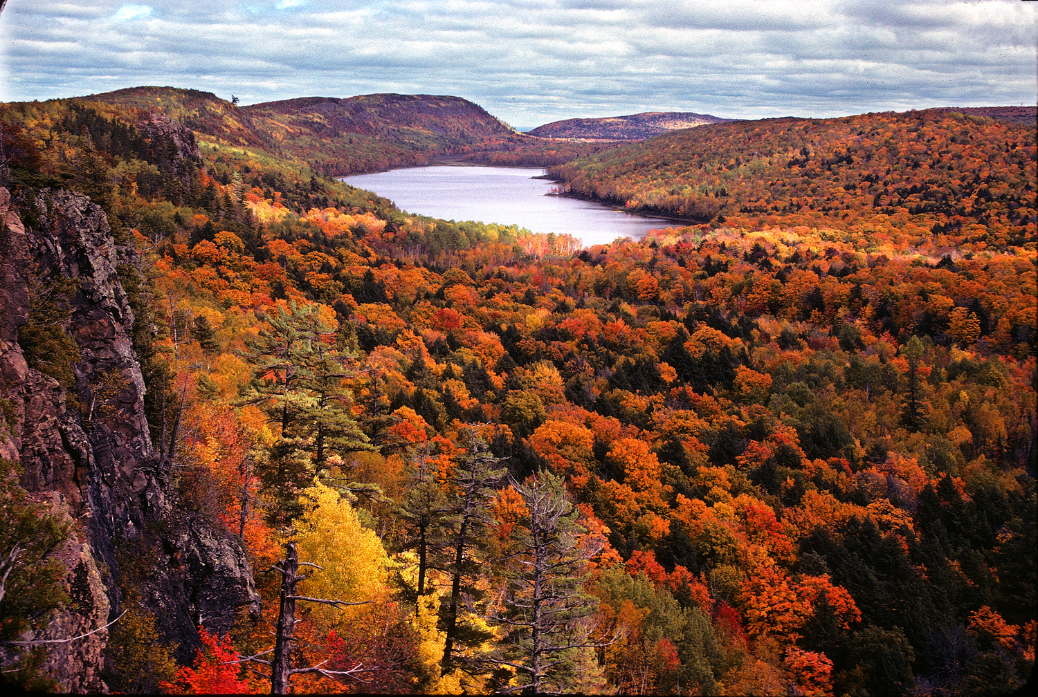 Porcupine Mountain Autumn