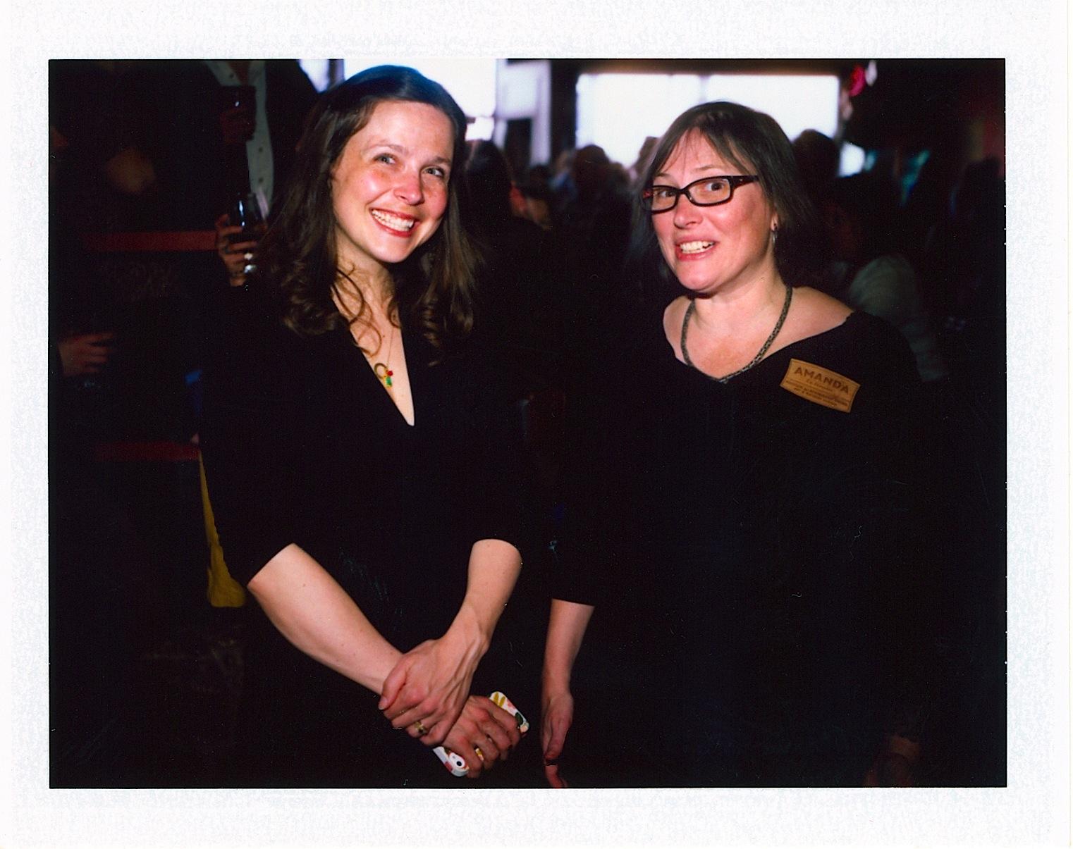 May and Amanda
