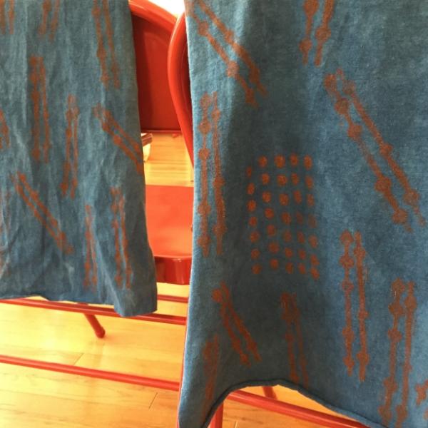 Next step? Hand-stitching.