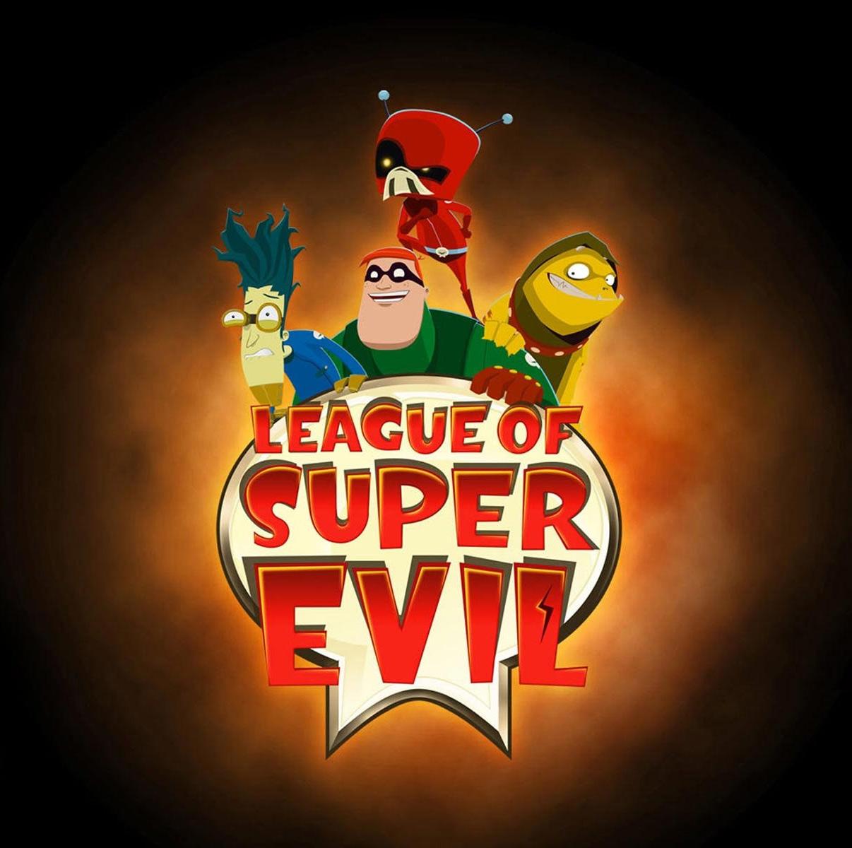 The League of Super Evil