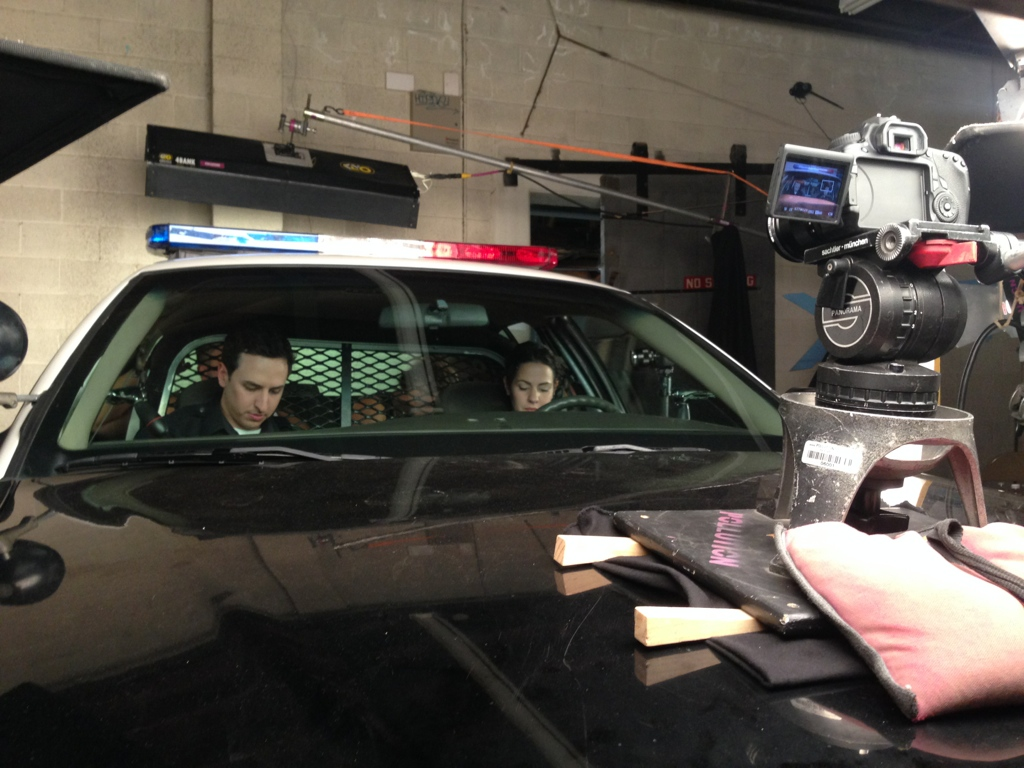 SQUAD CAR Webseries (2014)