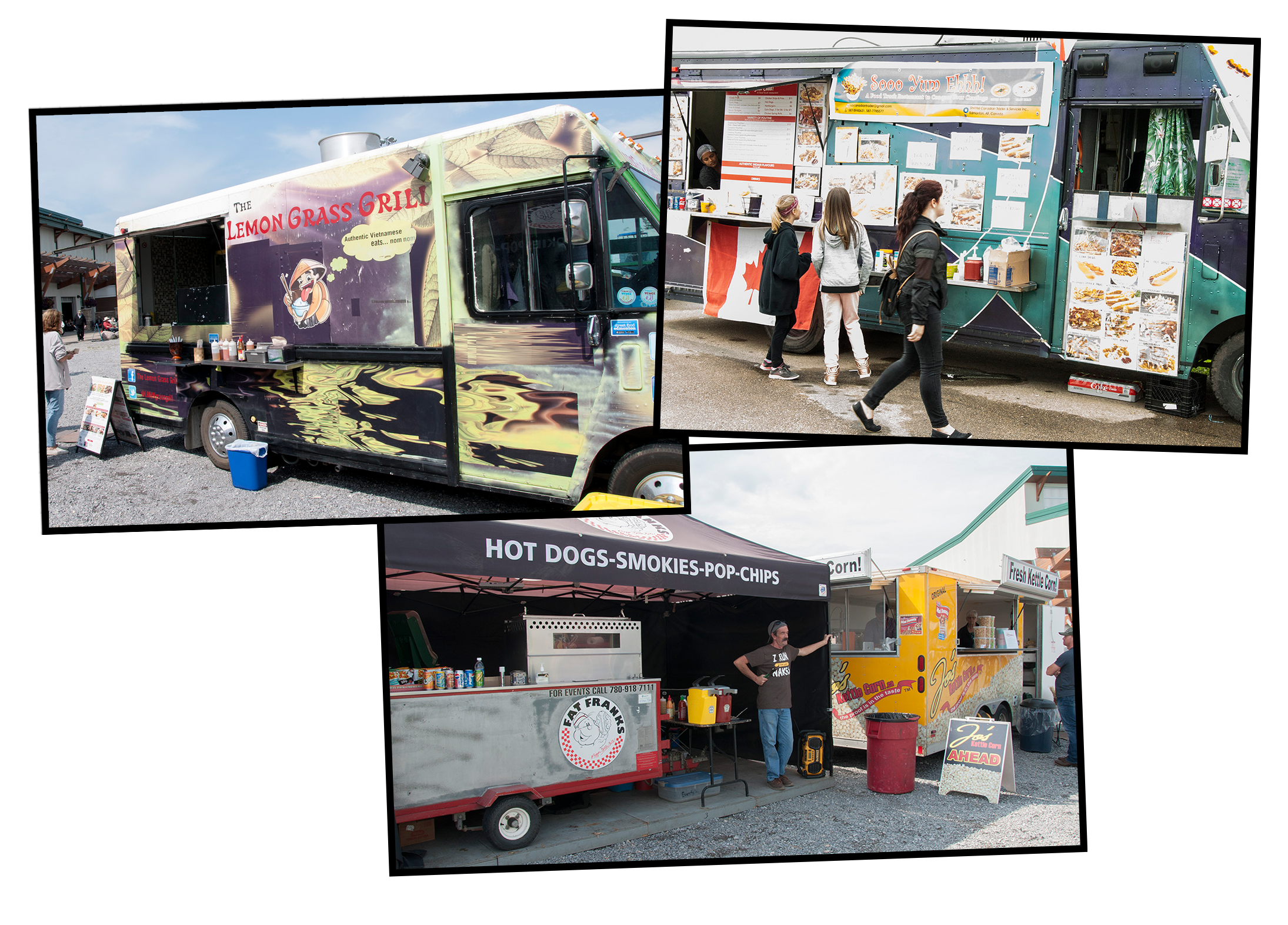 Blueberry Bluegrass Festival - Food Trucks