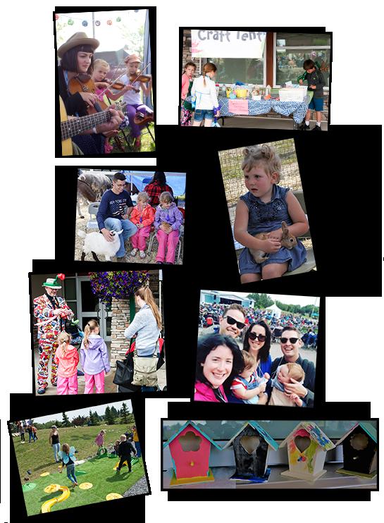 Blueberry Bluegrass Festival - Family Fun Zone