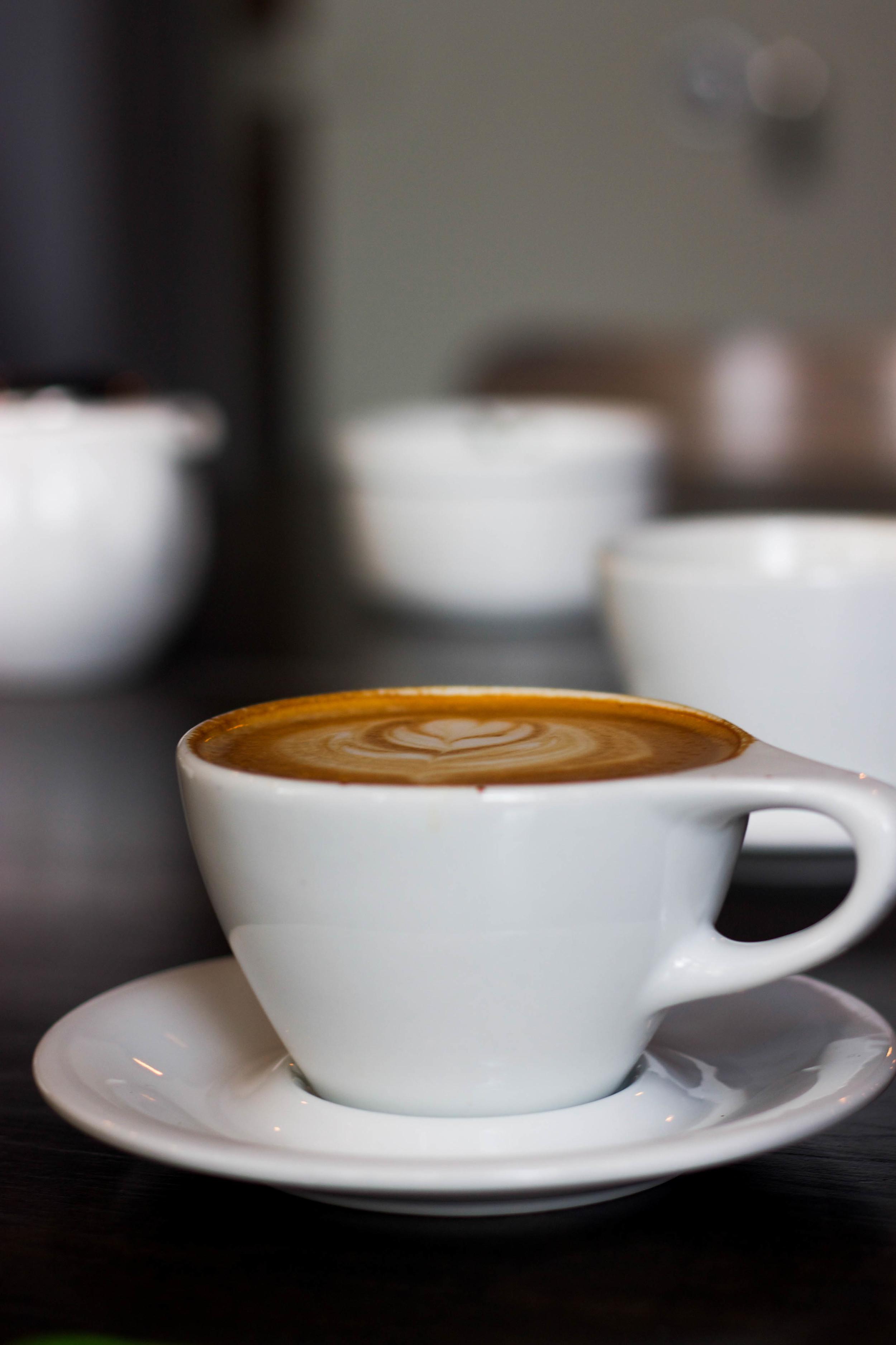 Quay Coffee Latte Art