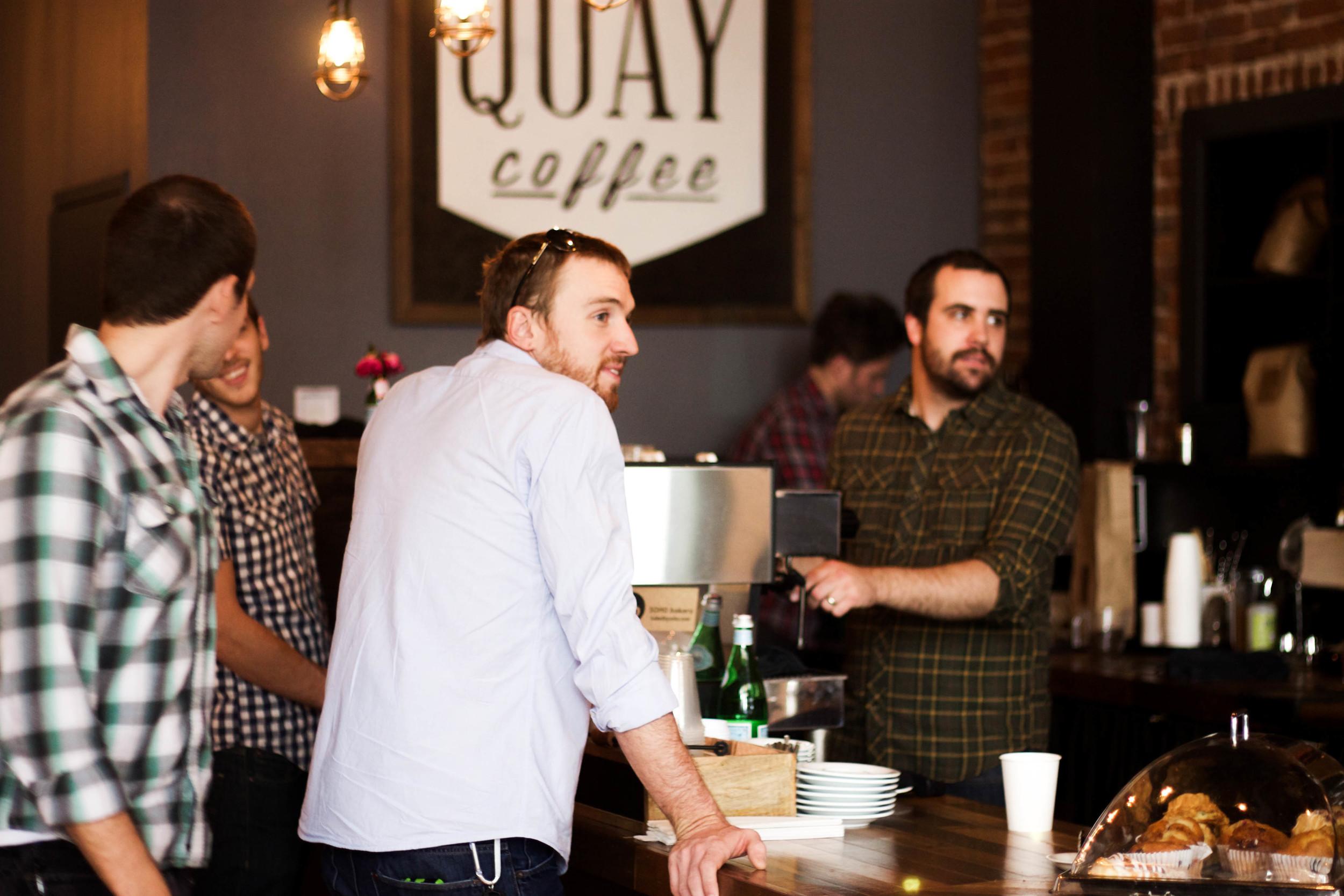 Quay Coffee Brew Bar